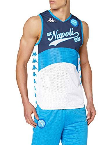 TALLA S (POCO STOCK) - SSC NAPOLI - Camiseta de Baloncesto 1926 Unisex Adulto