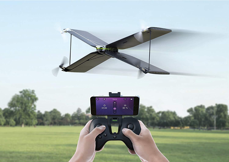"""Parrot Swing - Dron """"dos en uno""""- REACO  (como nuevo)"""