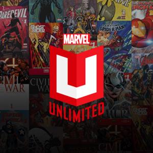2 meses gratis de Marvel Unlimited