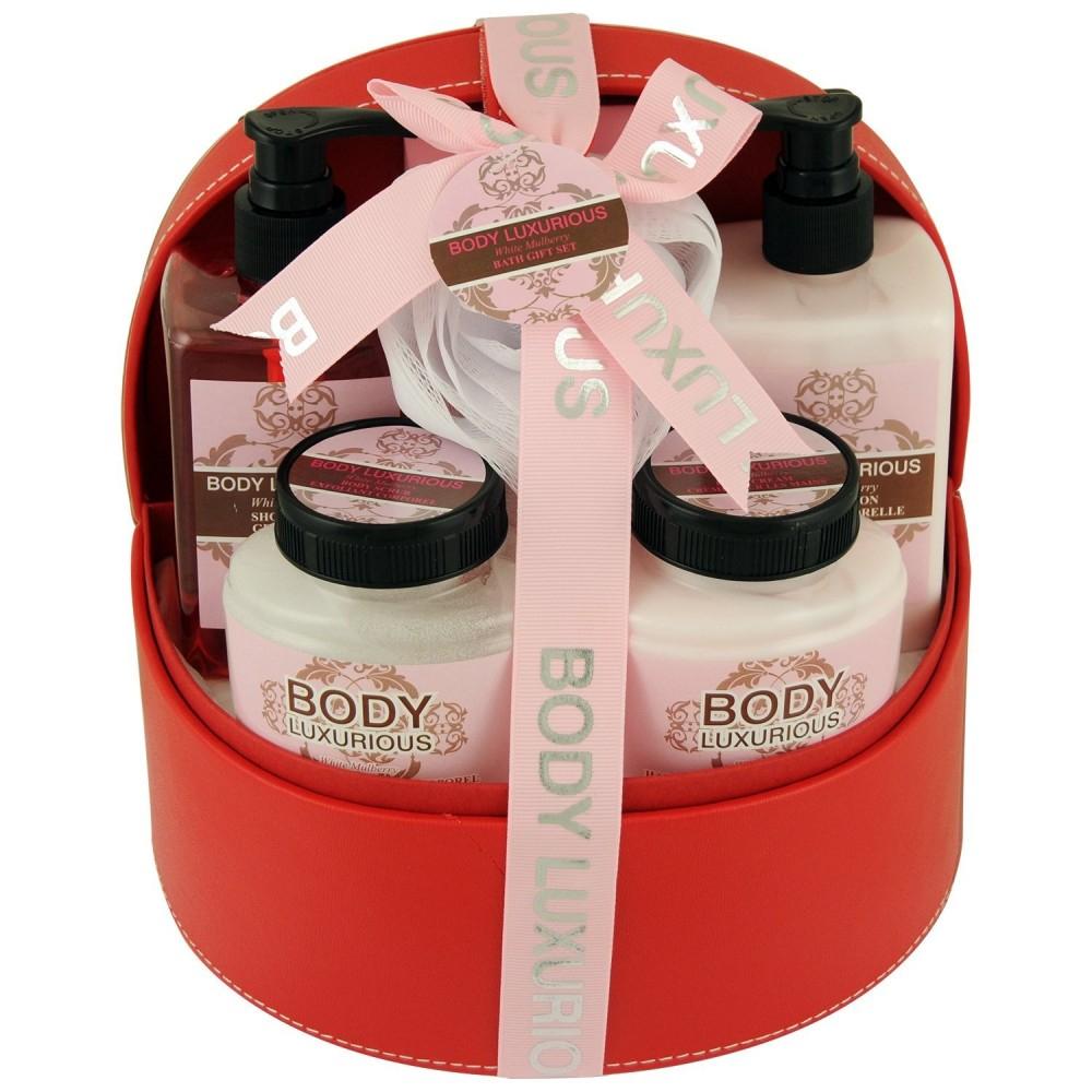 Gloss - Caja De Regalo Para Mujeres - Body Luxurious
