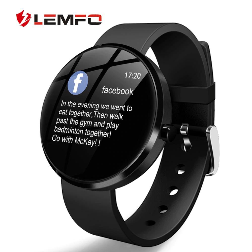 2019 nuevo reloj inteligente IP68 , reloj inteligente LEMFO.