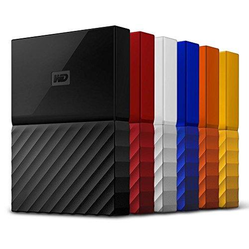 Disco Duro Portátil de 4 TB