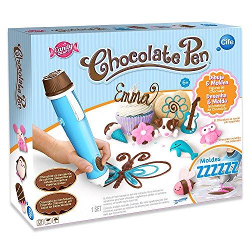 CIFE - Chocolate Pen, juego para cocinar