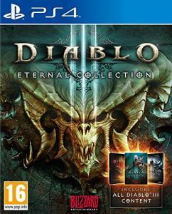 Diablo III: Eternal Collection + Reaper of Souls + Despertar del Nigromante (PS4)