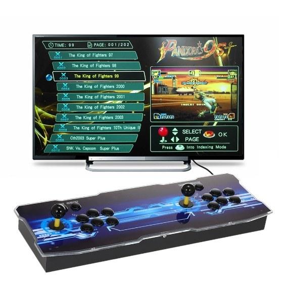 9S+ Consola arcade con 2020 juegos