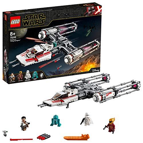 Caza estelar Ala-Y Lego Star Wars