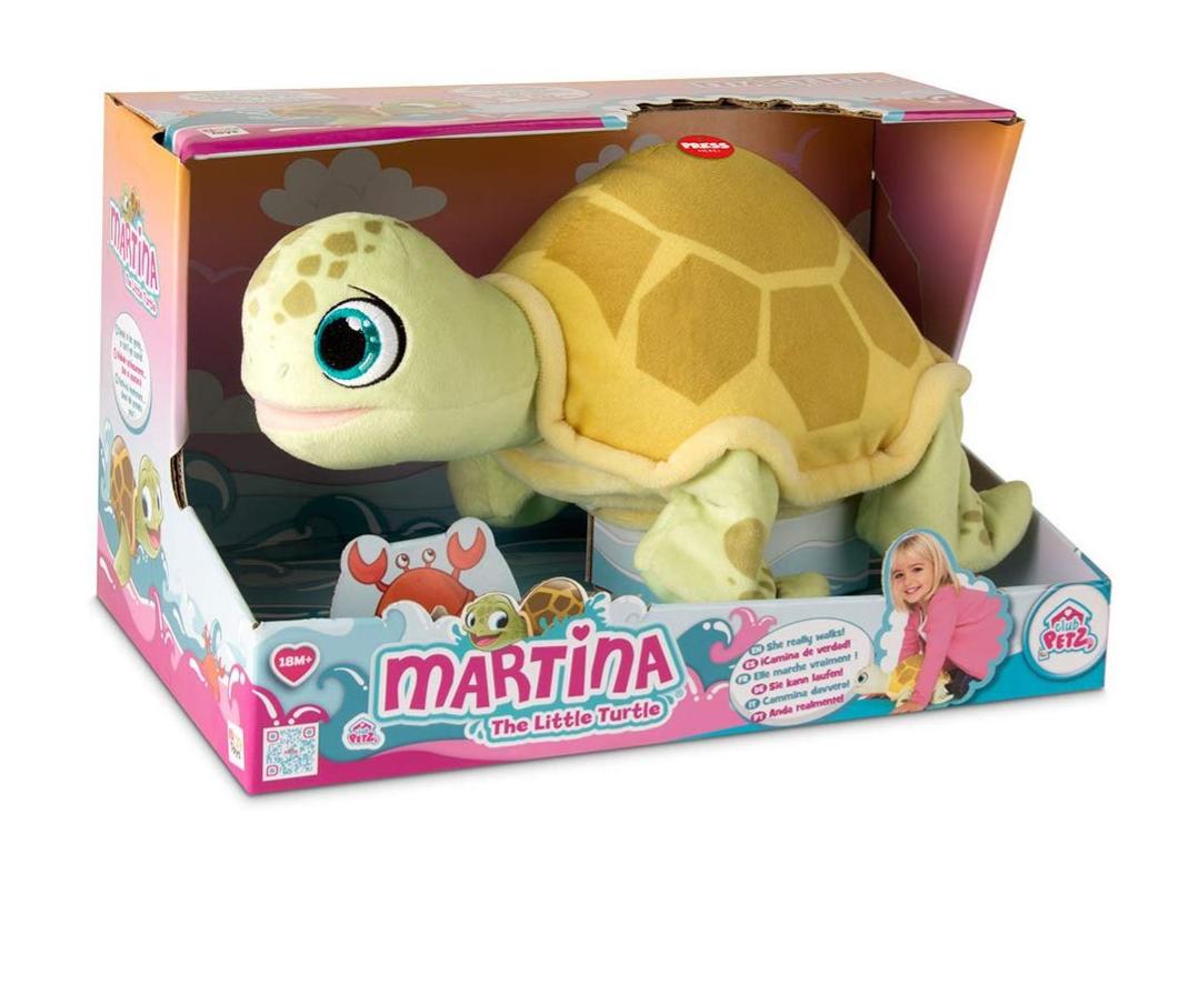Martina la tortuga