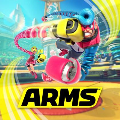 NINTENDO SWITCH: ARMS juega gratis desde el 31-03 hasta el 03-04.