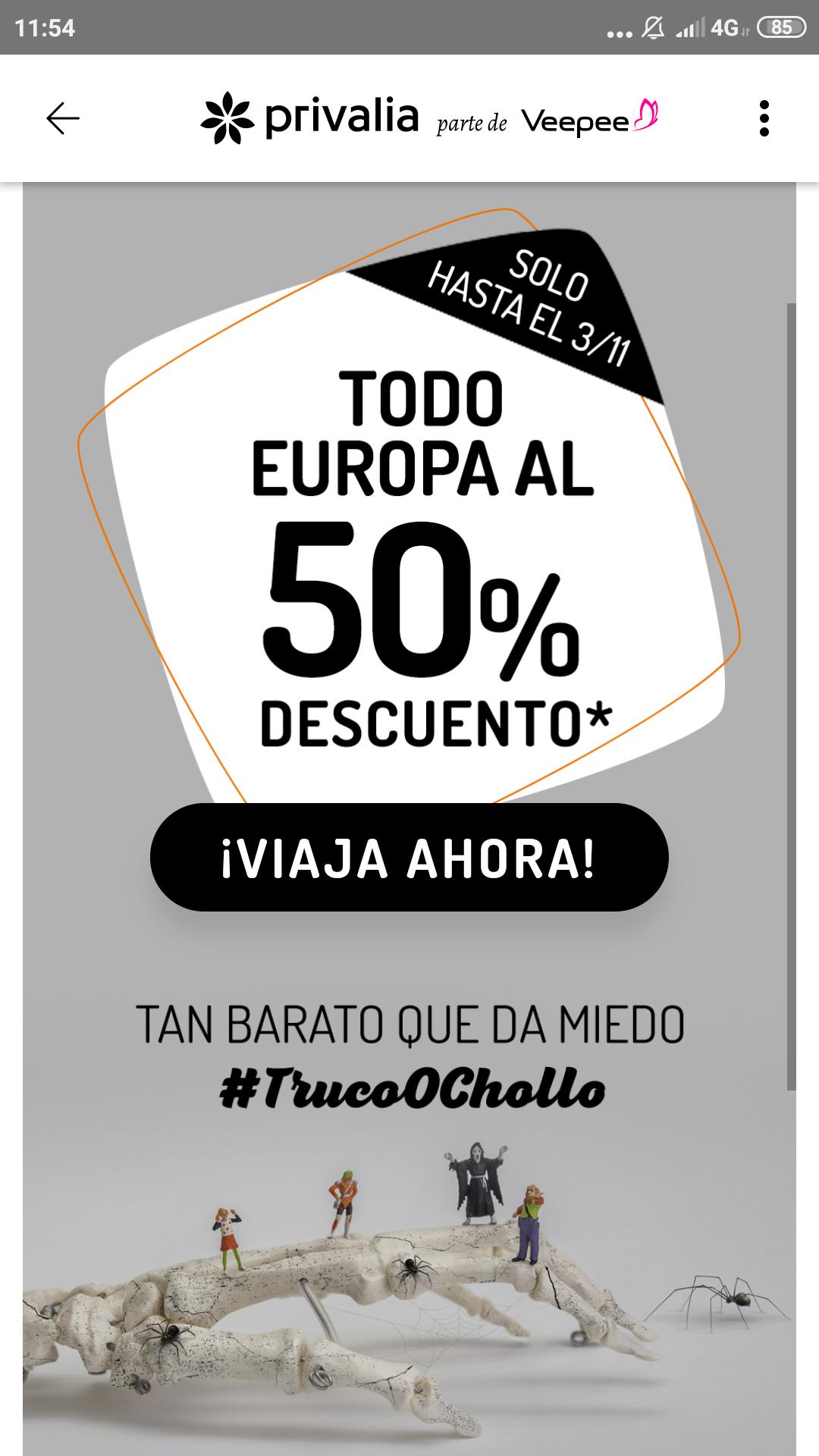 Iberia Express al 50%