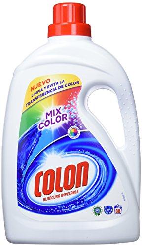 Detergente 150 dosis de Colon Mix Color