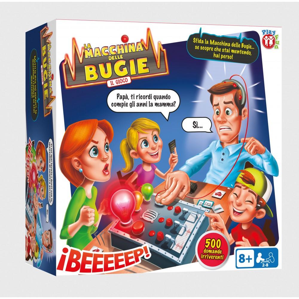IMC Toys - Play Fun, La Máquina De La Verdad En Español (96967)  ProductoReacondicionado