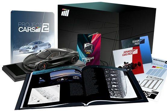 Project Cars 2 Edición Coleccionista PS4