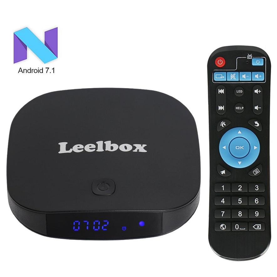 Leelbox Q2 Android TV 2GB solo 19.9€ (desde España)