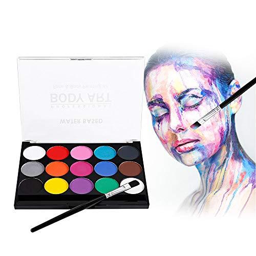 Kit de pintura facial
