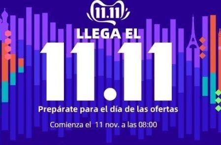 3USD de descuento al pagar con Paypal el 11/11
