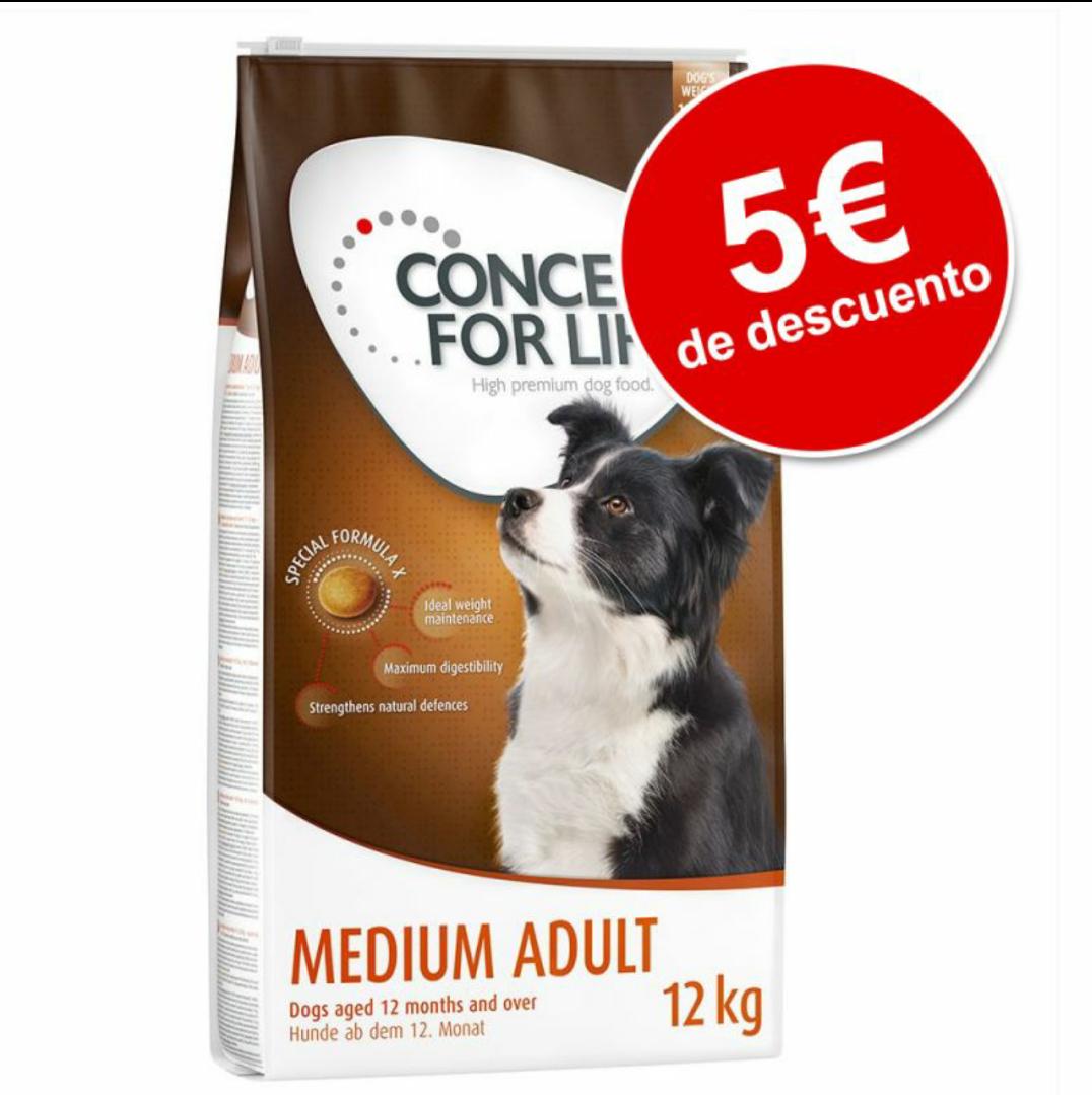 Pienso Premium a precio del de Supermercado!! 2,08€/Kg