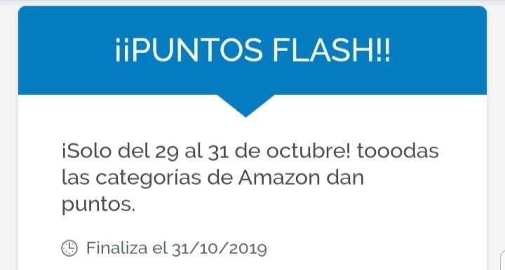 Travel Club - Puntos flash-eBay amazon eci