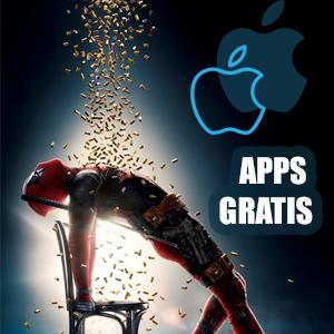 +30 Apps IOS (gratis tiempo limitado)