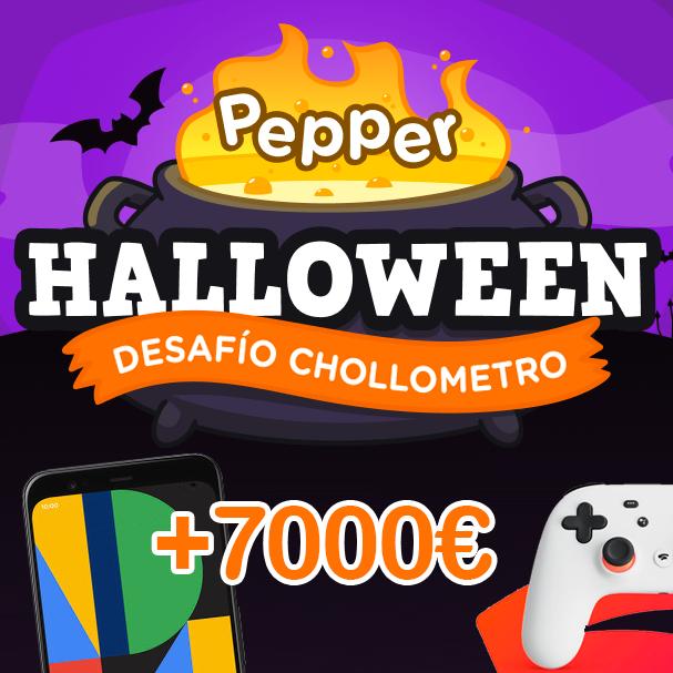 DESAFÍO CHOLLOMETRO 3 - Edición Halloween +7000€ en premios