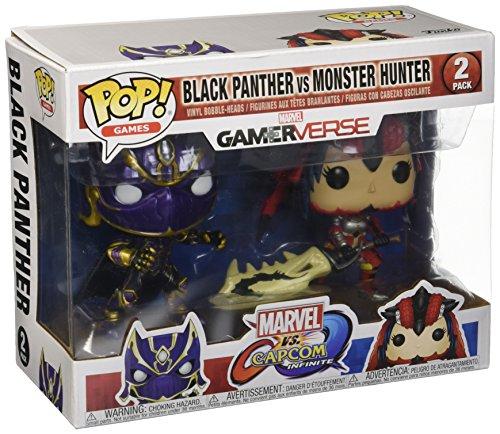 Pack 2 figuras funko Marvel