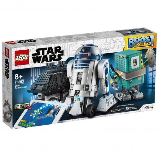 LEGO Boost - Star Wars (40% en forma de cupón en la proxima compra)