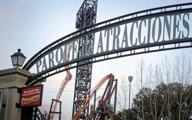 Descuento 50% entrada general Parque de atracciones de Madrid Halloween 2019