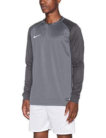 TALLA M - Nike Trophy III Jersey LS Camiseta, Hombre