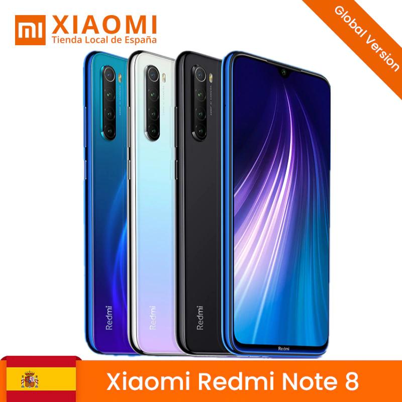 Xiaomi Redmi Note 8 para el 11/11