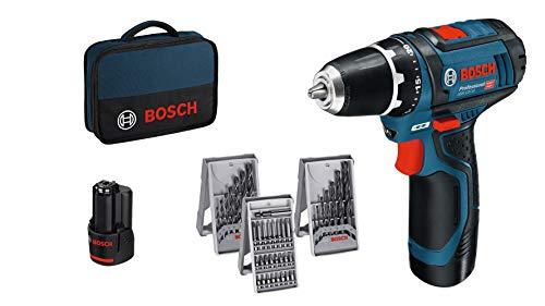 Bosch Professional GSR 12V-15 - Atornillador a batería