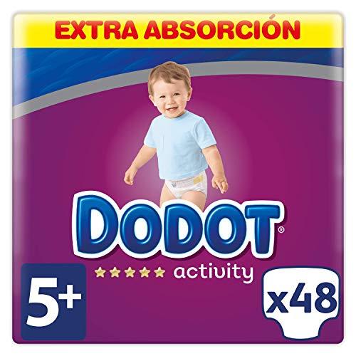 Dodot Activity 48 Pañales solo 9.9€