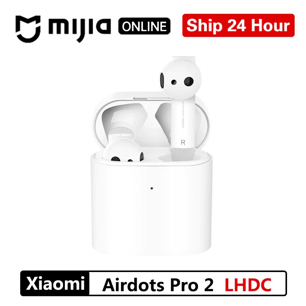 Xiaomi Airdots Pro 2 por 51€ o el 11/11 por 45€