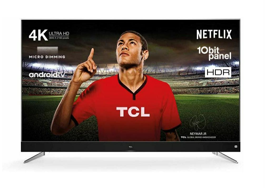 TCL U65C7006 Televisor (65 Pulgadas) Smart TV