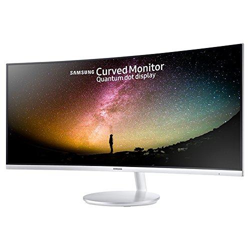 "Samsung LC34F791WQNXZA - Monitor Curvo panorámico de 34"" UWQHD"