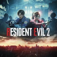 Resident Evil 2 Digital PS Store