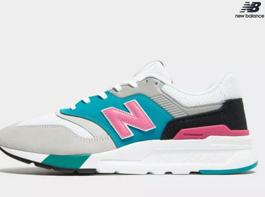 Hasta - 60% en zapatillas de New Balance