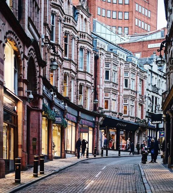 Nochevieja en Birmingham: vuelos desde Madrid + 2 noches en hotel 3*