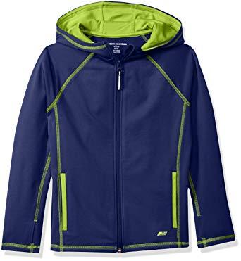 Full-Zip Active Jacket Niños