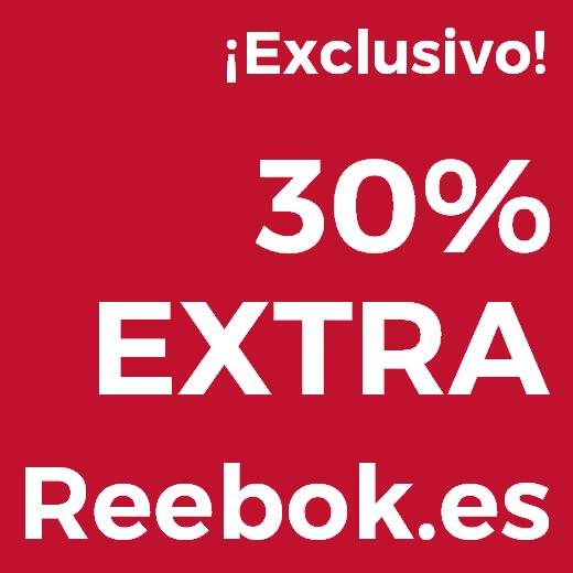 Reebok: Outlet 50% + 30% EXTRA en TODO