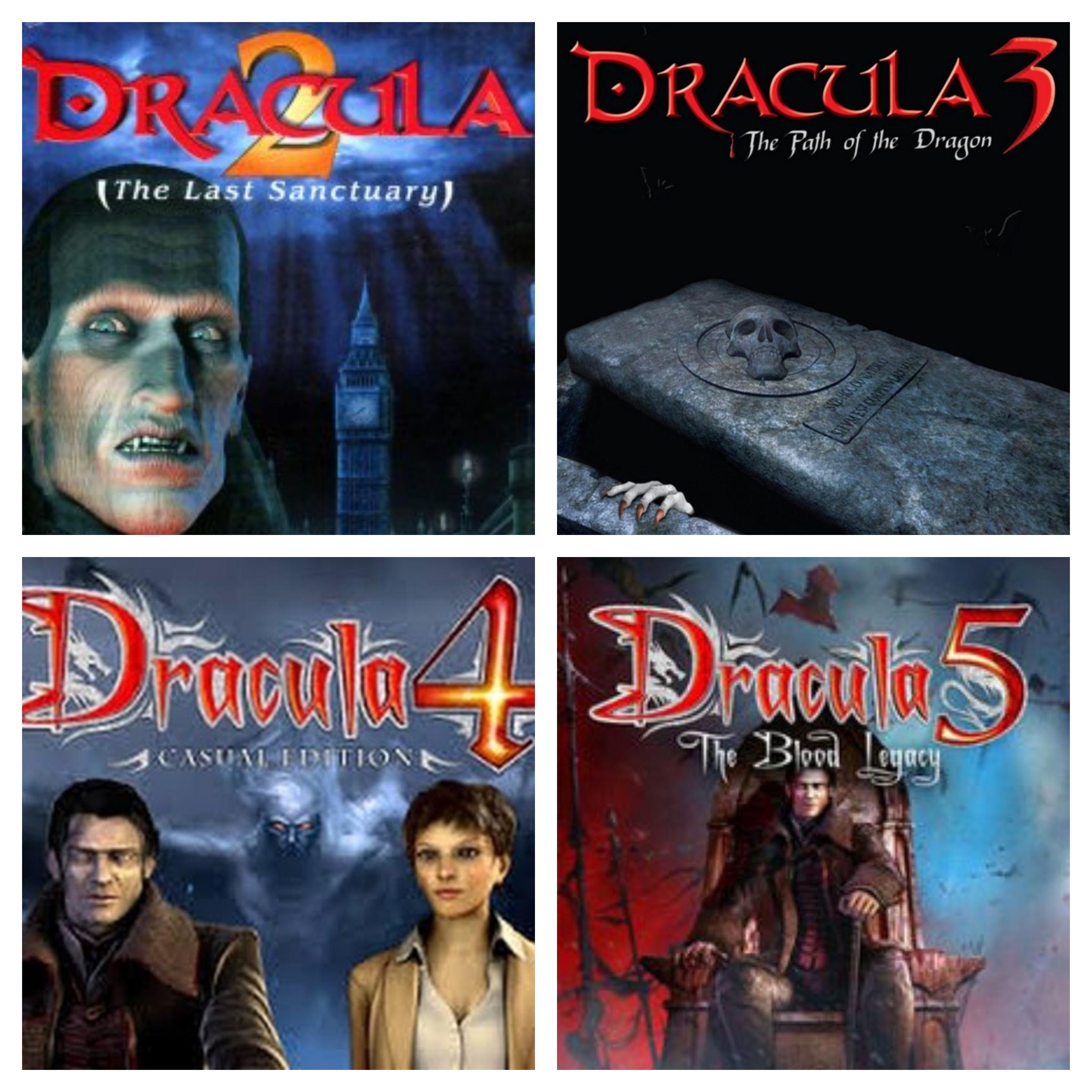 Gratis Steam: Dracula 2,3,4 y 5 (PC, cada 6h)