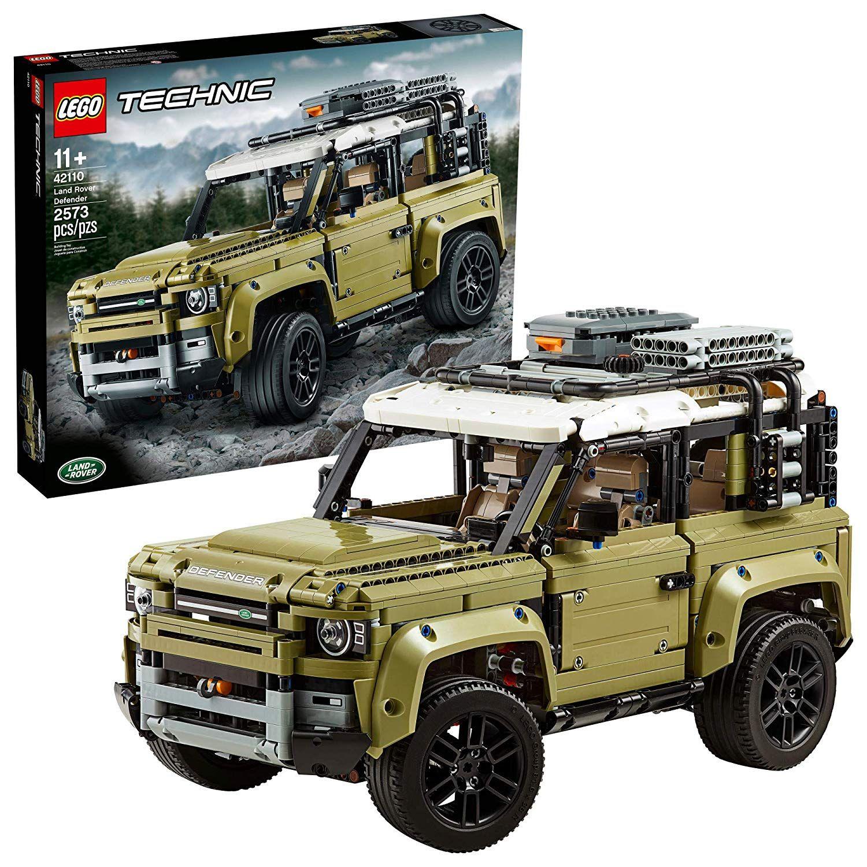 Land Rover Defender LEGO Technic (-40% en CUPÓN)