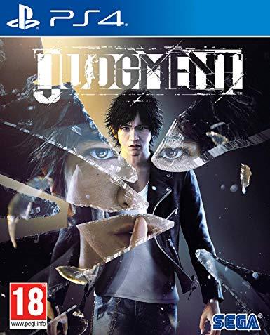 Judgment (SEGA) - PS4