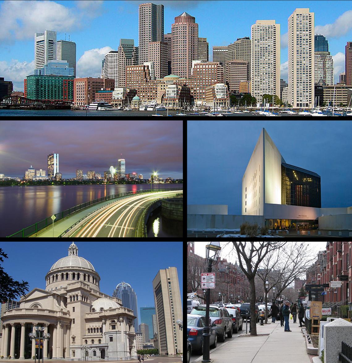 BARCELONA - BOSTON: I/V directo salida el 26/11 por 180€ + Enero, Feb y Marzo 2020