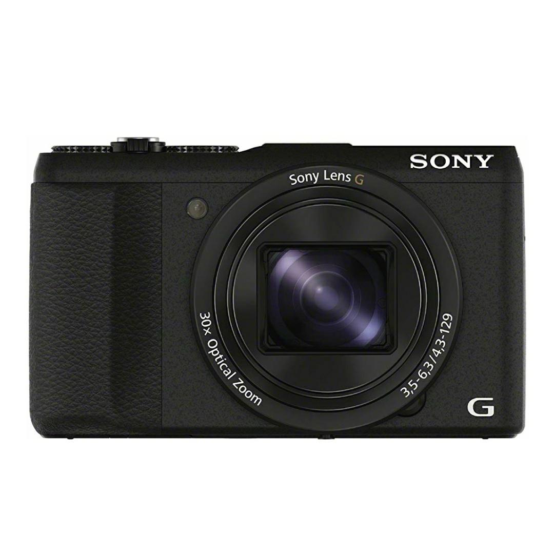 Sony DSC-HX60 - Cámara compacta de 20.4 Mp (zoom óptico 30x, estabilizador óptico, vídeo Full HD)