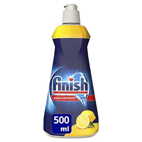 Finish Abrillantador Lavavajillas Limón - 500 ml