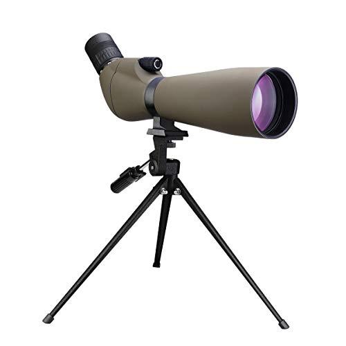 "Svbony SV401 Telescopio Terrestre 20-60x80 HD 2.9"" Resolution Impermeable"