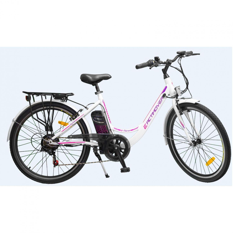 Bicicleta eléctrica para mujer + cupón de 139,50€