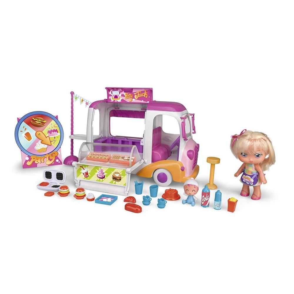 Barriguitas Party Truck (Famosa 700014514)REFERENCIA: 00051035 Estado: