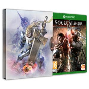 Soul Calibur VI con Steel book XBOX ONE/PS4