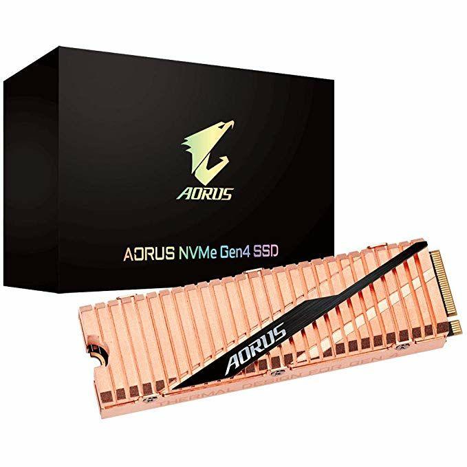 Gigabyte AORUS 1TB M.2 PCIe 4.0 x4 NVMe SSD