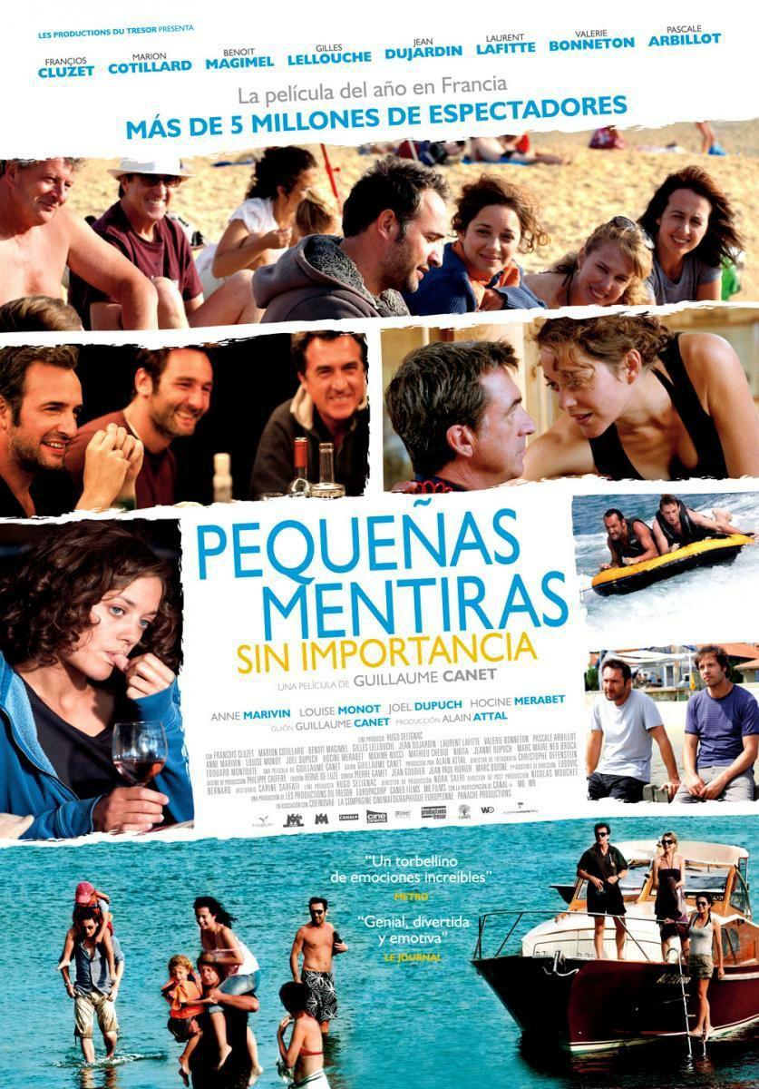 Gratis visionado película Pequeñas mentiras sin importancia (2010)